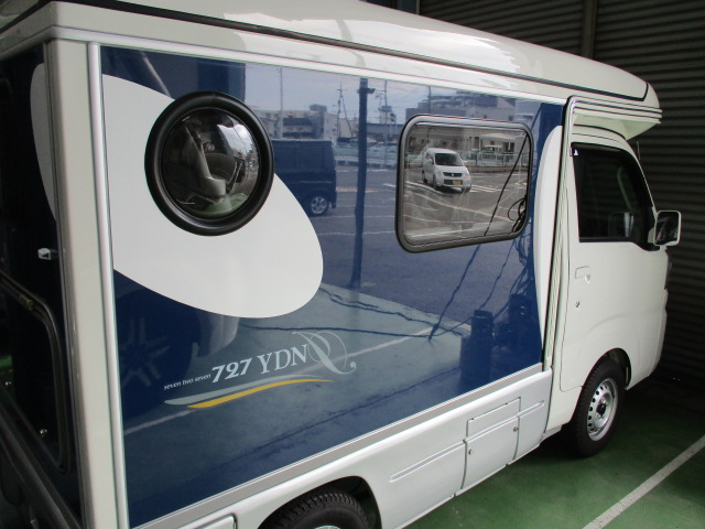 インディー727 納車整備