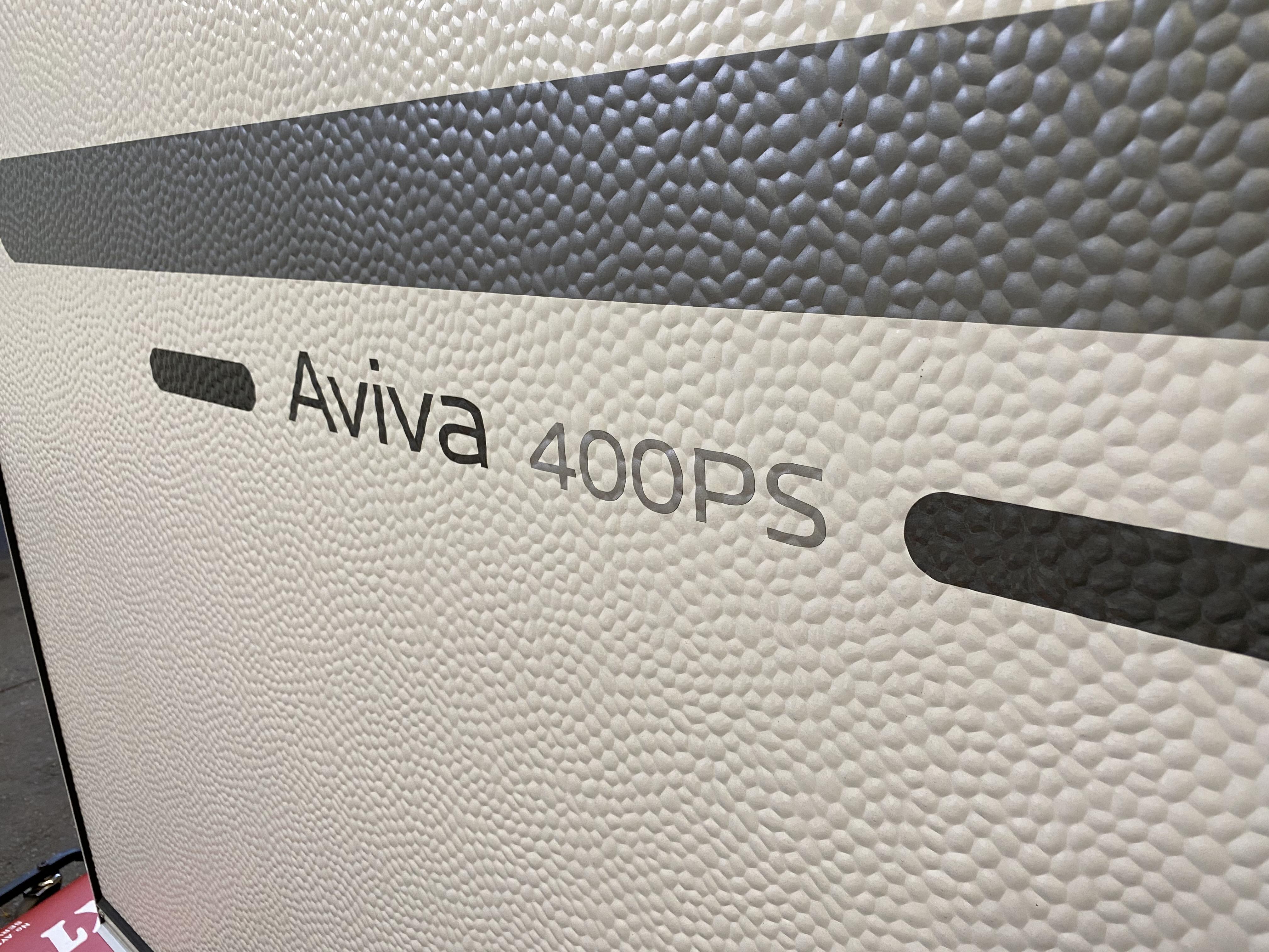 ADRIA Aviva400 PS エアコンインストール