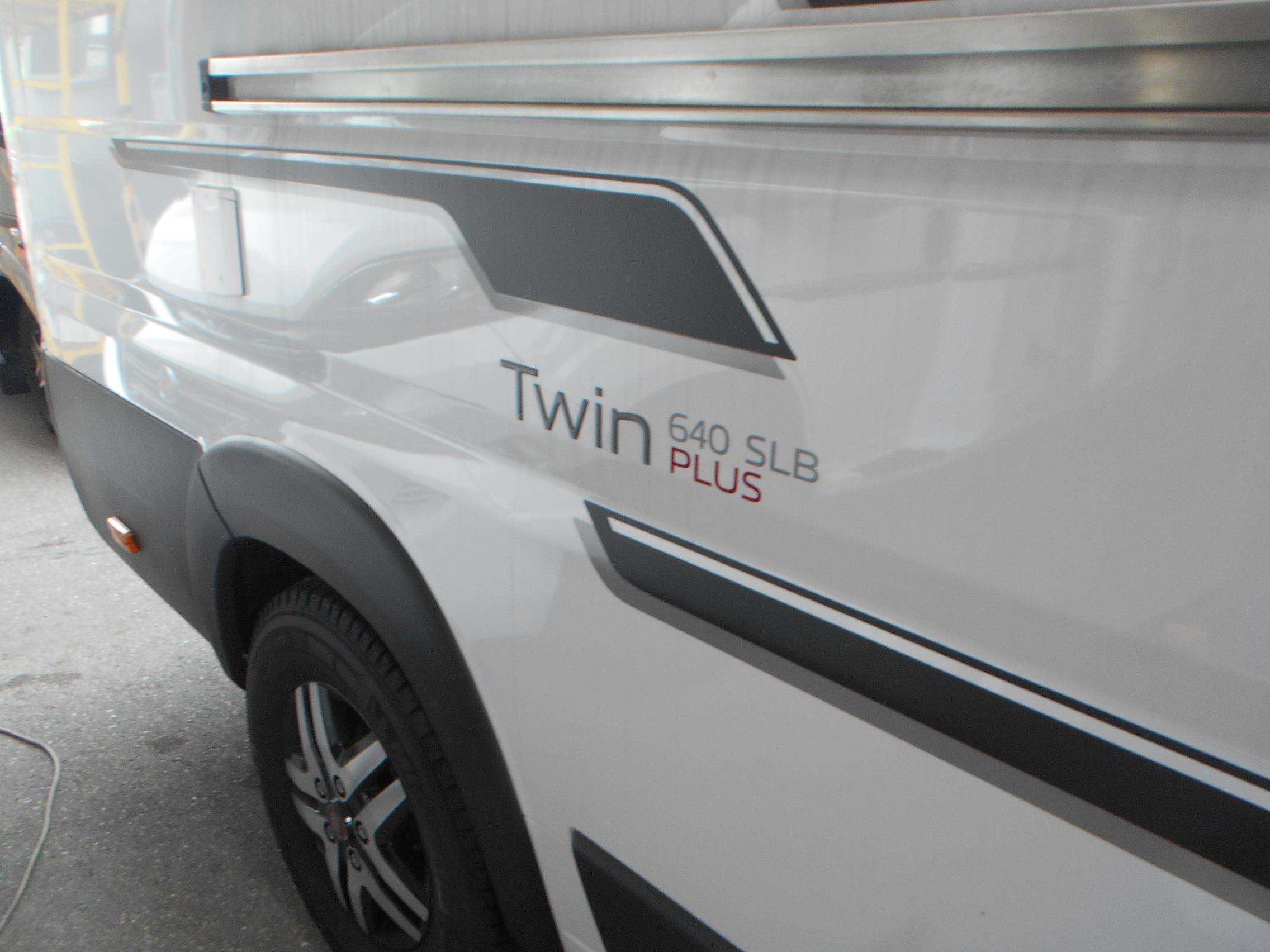 TWIN PULS 640 SLB ラストスパート!